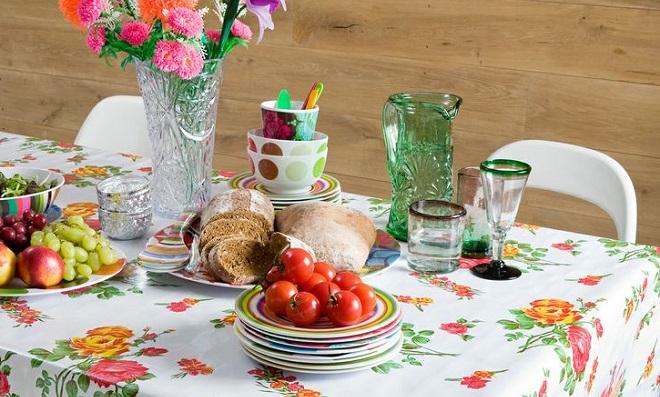 kitsch kitchen tafelzeil