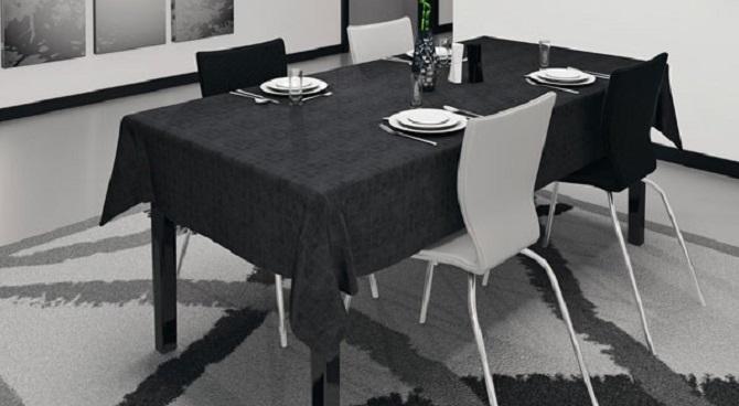 wasbaar tafelzeil